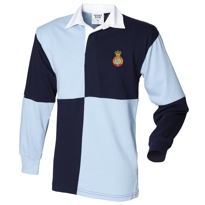 Army Cadet Force Long Sleeve Quartered Rugby Shirt