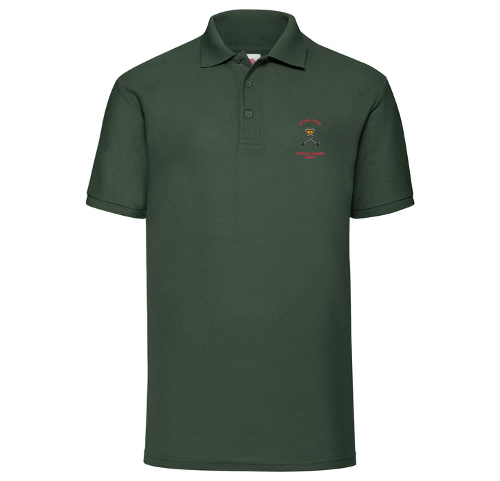 Army Physical Training Polo Shirt