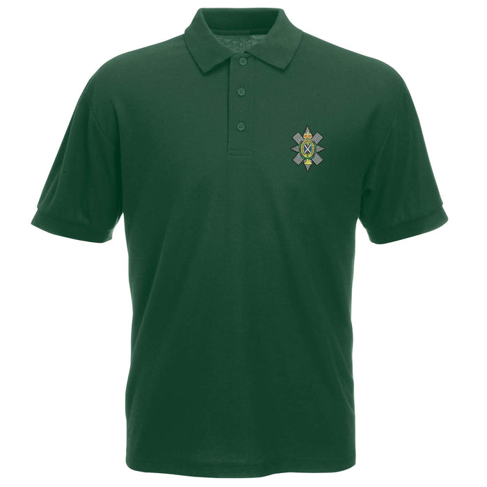 Bedfordshire and Hertfordshire Regiment Polo Shirt
