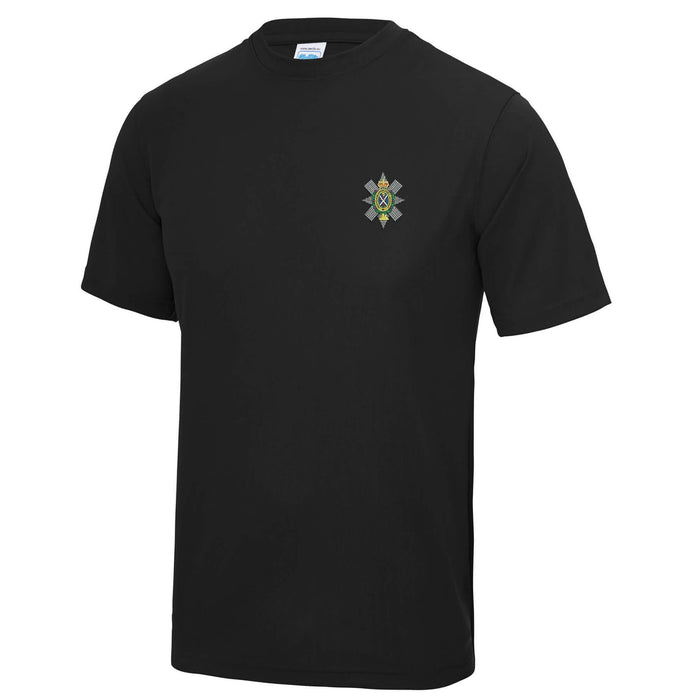 Bedfordshire and Hertfordshire Regiment Sports T-Shirt