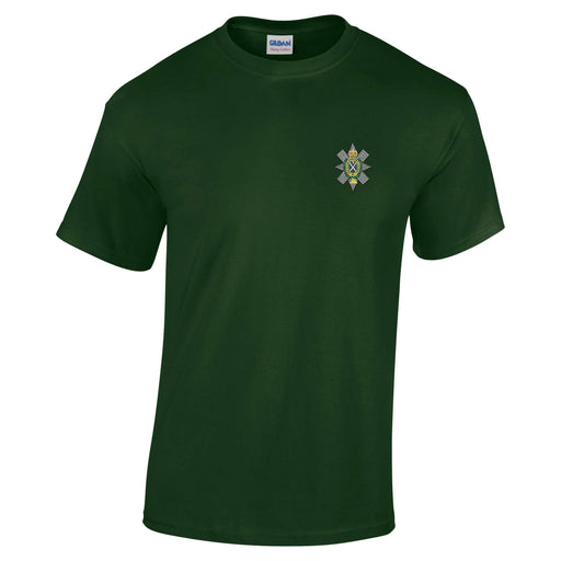 Bedfordshire and Hertfordshire Regiment T-Shirt