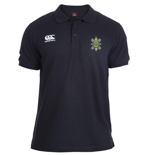 Black Watch Canterbury Rugby Polo