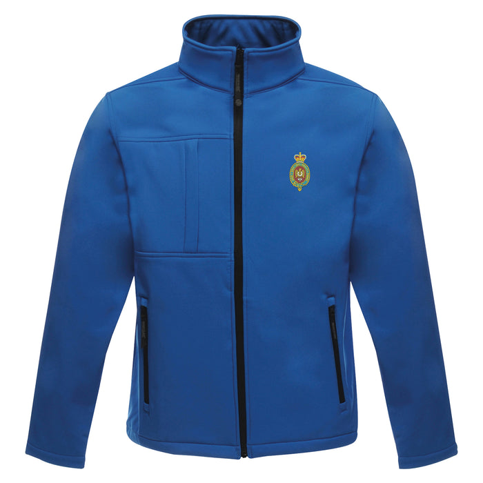 Blues and Royals Softshell Jacket