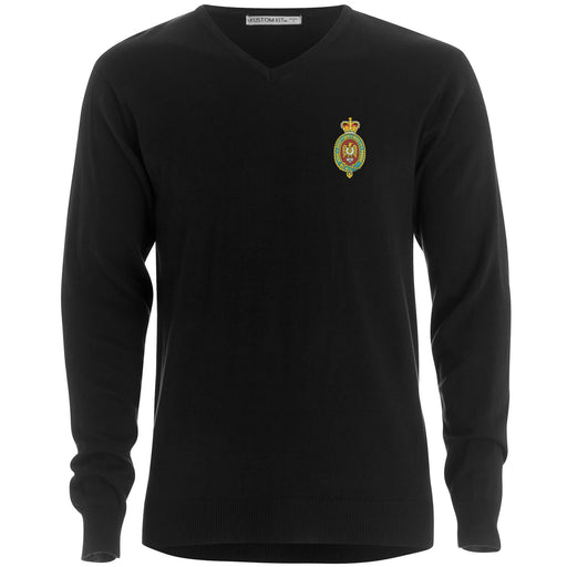 Blues and Royals Arundel Sweater