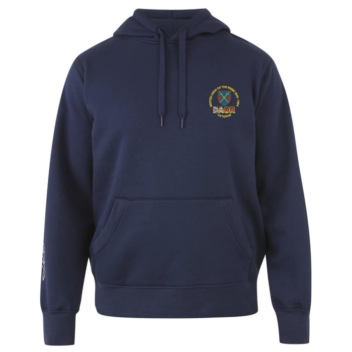 British Army of the Rhine Canterbury Rugby Hoodie