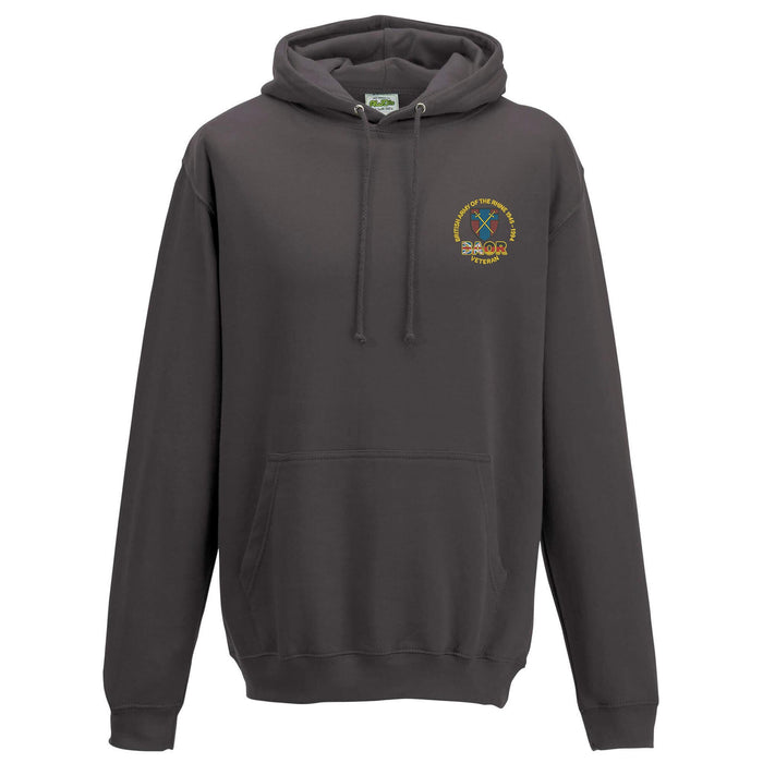 British Army of the Rhine Hoodie