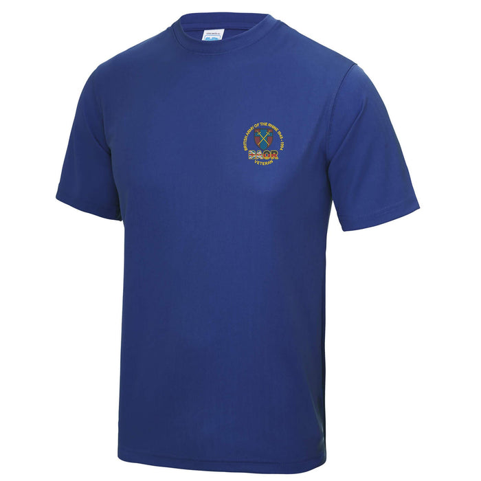British Army of the Rhine Sports T-Shirt