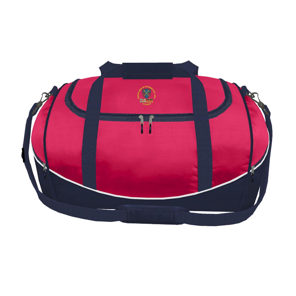 British Army of the Rhine Teamwear Holdall Bag