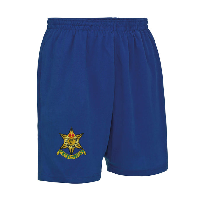 Burma Star Association Performance Shorts