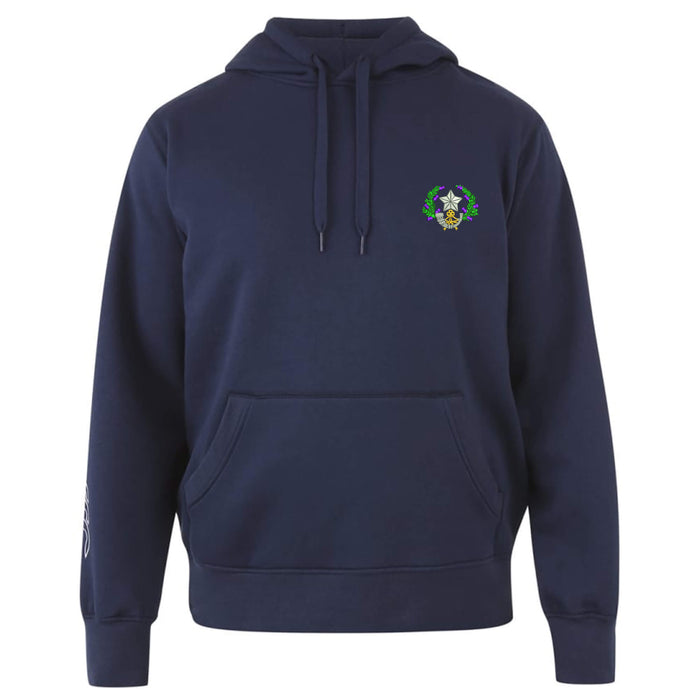 Cameronians Scottish Rifles Canterbury Rugby Hoodie