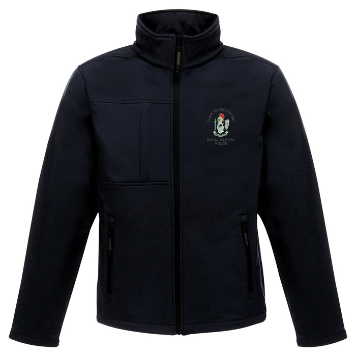 Close Protection Unit Royal Military Police Softshell Jacket