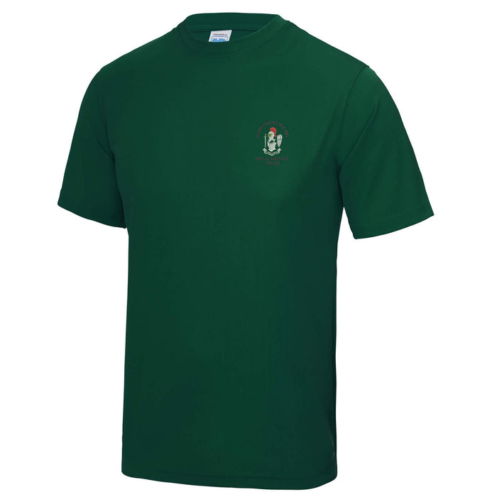Close Protection Unit Royal Military Police Sports T-Shirt
