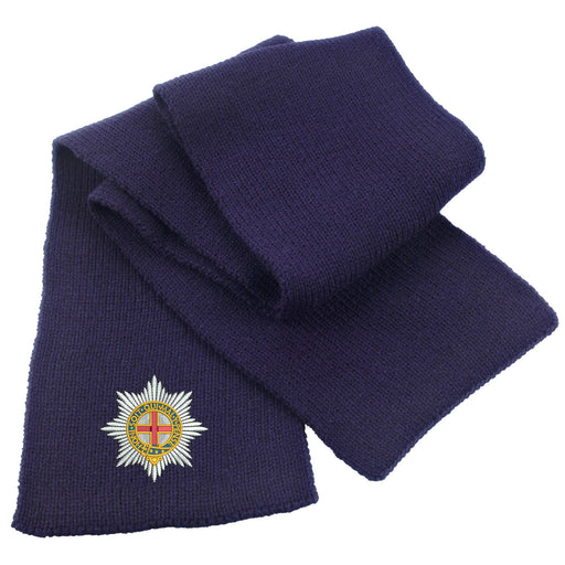 Coldstream Guards Heavy Knit Scarf