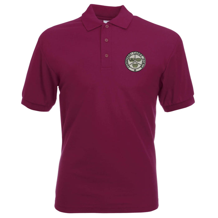 Combined Cadet Force Polo Shirt