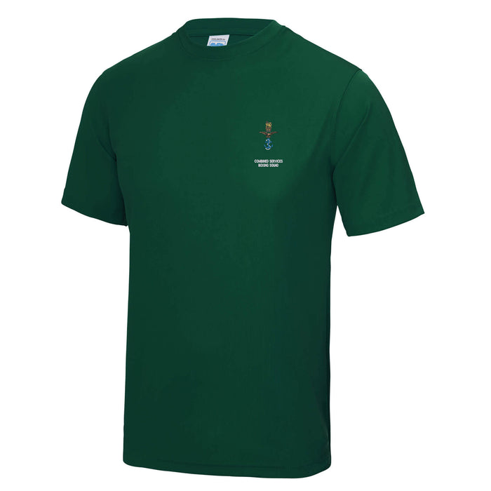 Combined Services Boxing Squad Sports T-Shirt