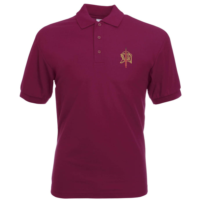 Commando Diver Polo Shirt