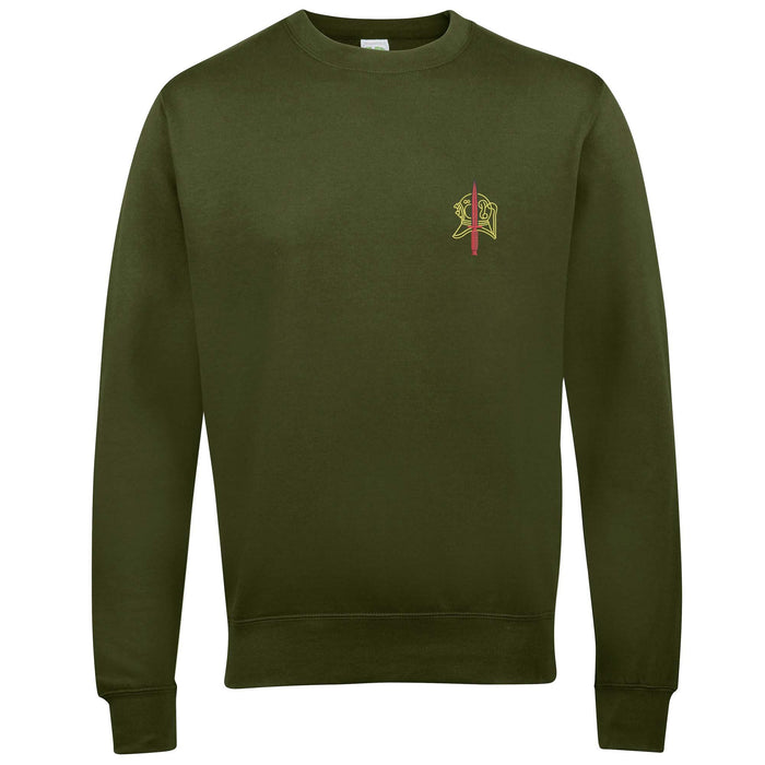 Commando Diver Sweatshirt