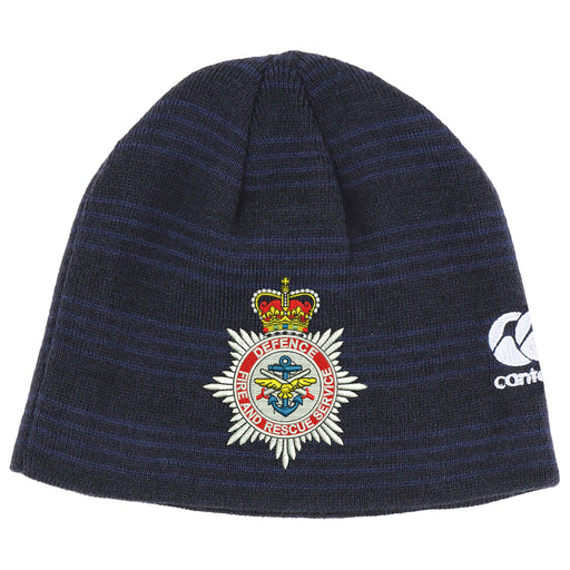 Defence Fire and Rescue Service Canterbury Beanie Hat