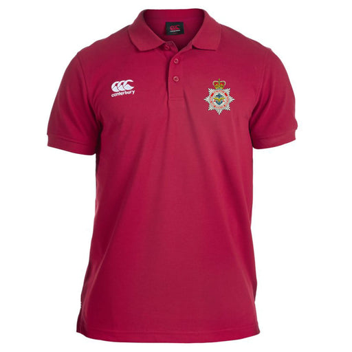 Defence Fire and Rescue Service Canterbury Rugby Polo