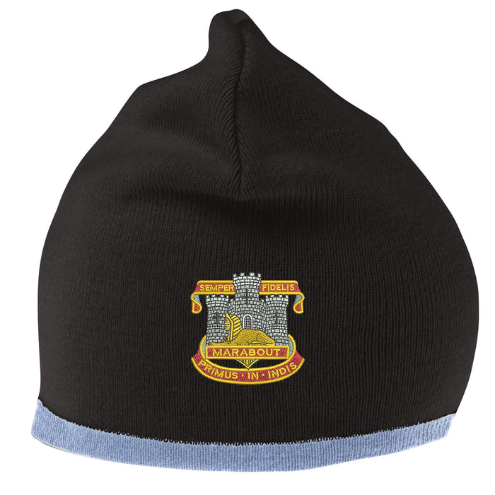 Devon and Dorset Regiment Beanie Hat