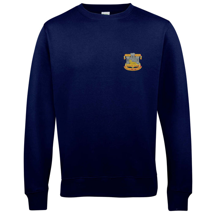 Devon and Dorset Regiment Sweatshirt