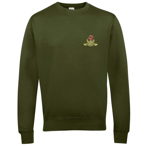 Duke of Wellington's Regiment Sweatshirt