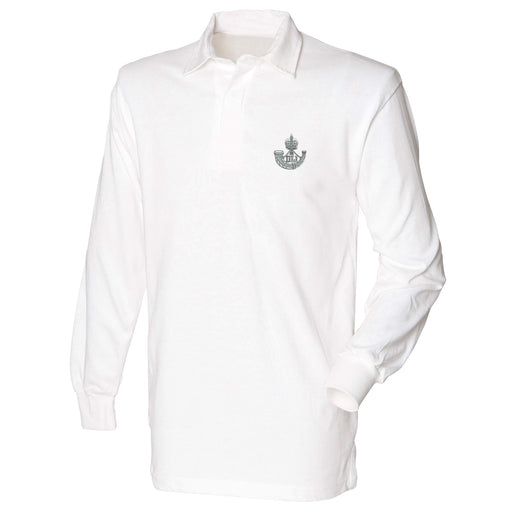 Durham Light Infantry Long Sleeve Rugby Shirt