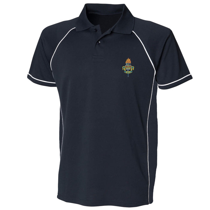 Educational and Training Services Performance Polo