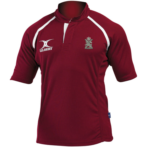 Fife and Forfar Yeomanry/Scottish Horse Gilbert Rugby Shirt