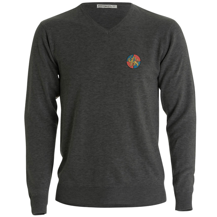 Force Troops Command Arundel Sweater