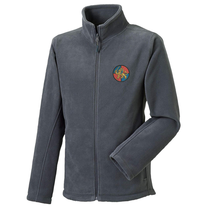 Force Troops Command Fleece