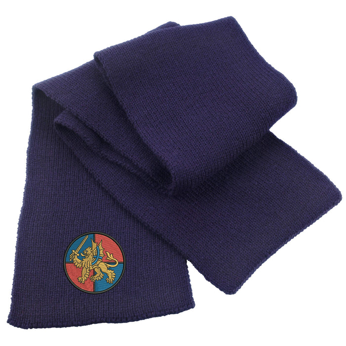 Force Troops Command Heavy Knit Scarf