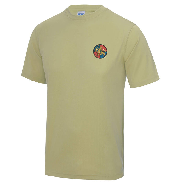 Force Troops Command Sports T-Shirt