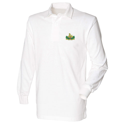 Gloucestershire Regiment Long Sleeve Rugby Shirt