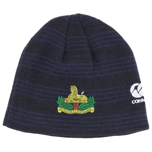 Gloucestershire Regiment Canterbury Beanie Hat