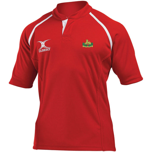 Gloucestershire Regiment Gilbert Rugby Shirt