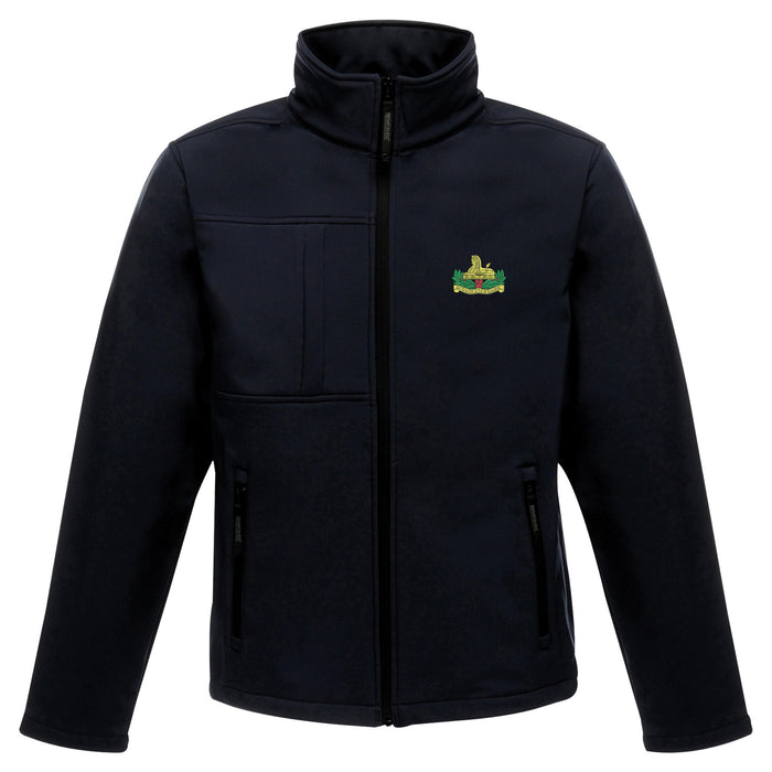 Gloucestershire Regiment Softshell Jacket