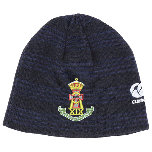 Green Howards Canterbury Beanie Hat