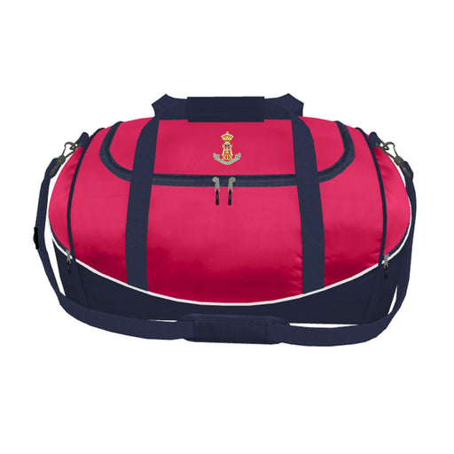 Green Howards Teamwear Holdall Bag