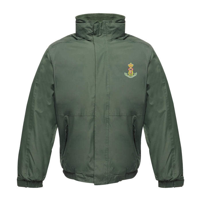 Green Howards Waterproof Jacket