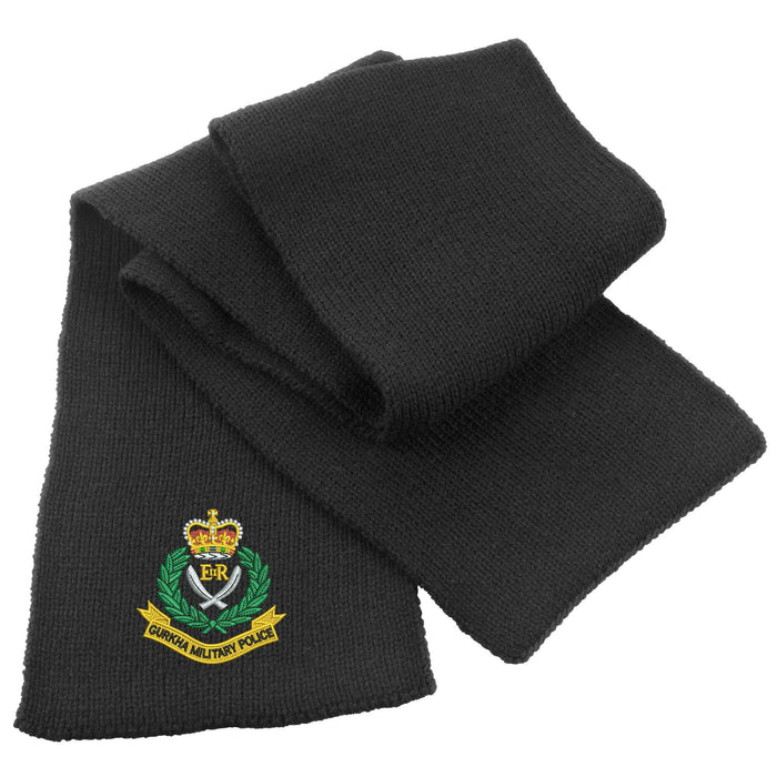 Gurkha Military Police Heavy Knit Scarf