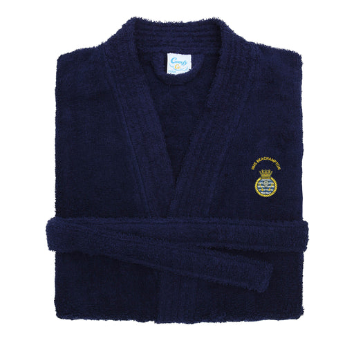 HMS Beachampton Dressing Gown