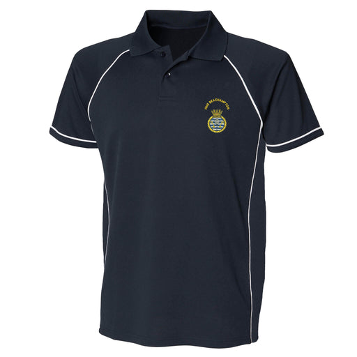 HMS Beachampton Performance Polo