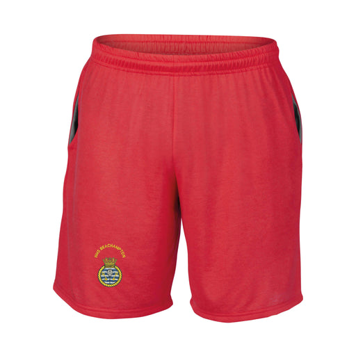 HMS Beachampton Performance Shorts
