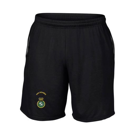 HMS Diomede Performance Shorts