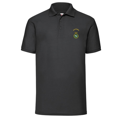 HMS Diomede Polo Shirt