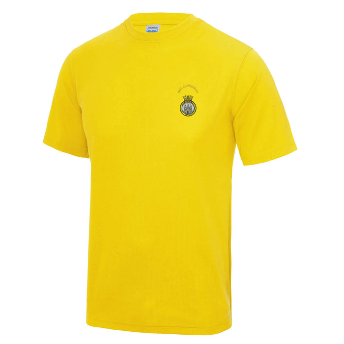HMS Edinburgh Sports T-Shirt