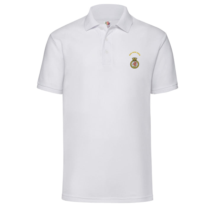 HMS Iron Duke Polo Shirt