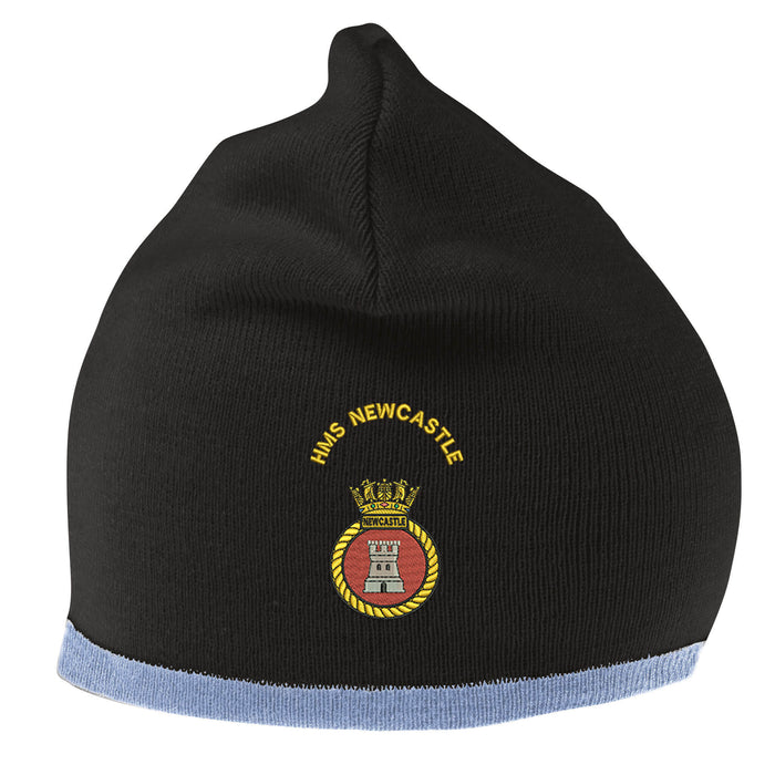 HMS Newcastle Beanie Hat