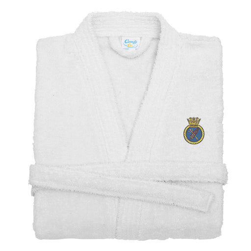 HMS Relentless Dressing Gown